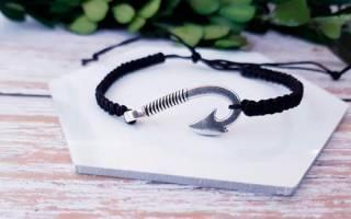 Для чего носят браслет в виде черной нити на руке