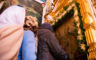 Молитва от порчи и колдовства Николаю Чудотворцу: правила чтения