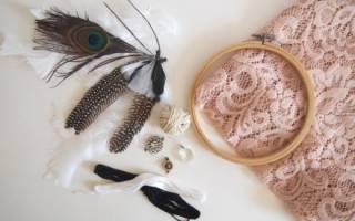 Как сделать самостоятельно ловца снов: подробная инструкция