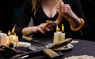 Обзор обрядов черной магии и опасность колдовства