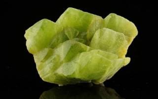 Камень хризолит: использование в виде талисмана для защиты от зла