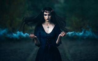 Как заставить ведьму перестать колдовать: молитвы и другие методы