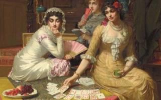 Правила гадания Жозефины Богарне: толкование раскладов