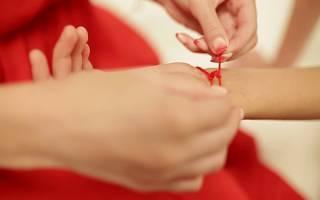 Красная нить на руку: как правильно завязывать на удачу