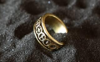 Приворот, совершаемый через кольцо: алгоритм действий