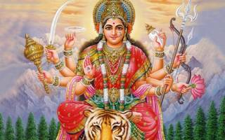 Как правильно просить благословения Кали: правила чтения мантры Дурге
