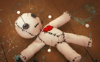 Магия Вуду: влияния на человека через куклу