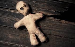 Что нужно, чтобы самостоятельно создать куклу Вуду