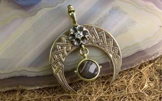 Сакральное значение древнеславянской Лунницы для женщин: как активировать и носить амулет
