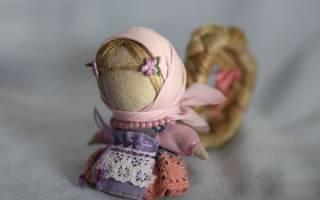 Кукла-оберег: как помогает беременным и молодым девушкам