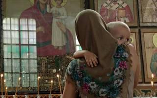 Православные молитвы от сглаза маленького ребенка: как читать