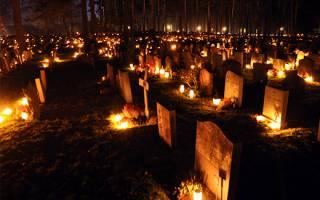 В чем сила кладбищенского приворота: алгоритм проведения