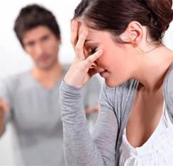 Как разлучить супругов