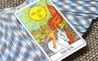 Что в картах Таро означает символ Солнце: как трактовать в раскладах