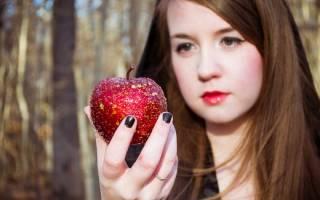 Как приворожить человека на яблоко: правила проведения ритуала