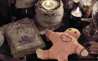 Обряды с применением магии Вуду: особенности проведения
