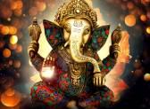 Как возносить молитвы богу Ганеши для обретения счастья и удачи