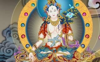 Как читать мантру богине Белая Тара