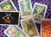 Колода Таро Тота: значение карт Алистера Кроули