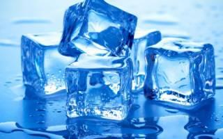 Как приручить лед: магия с участием замороженной воды