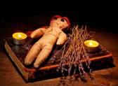 Черный приворот с помощью куклы: сила колдовства вольт