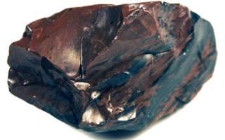 Разновидности камня обсидиана и его свойства