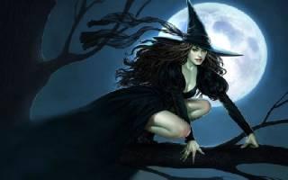 Возможно ли в современном мире стать ведьмой: обряды посвящения