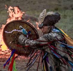 Магический предмет шамана: как использовать бубен