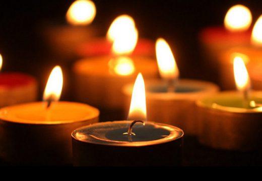 обряд на свечи
