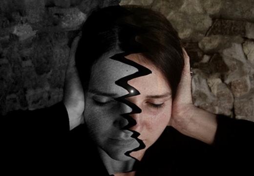 Девушка в печали