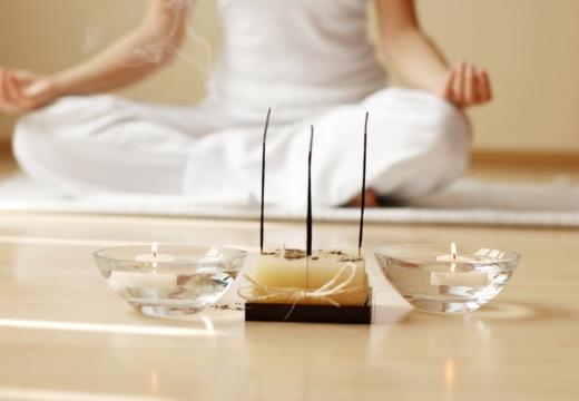 медитация благовония