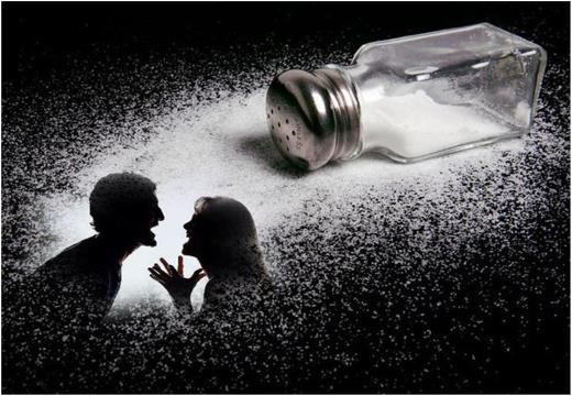 Заговоры на соли