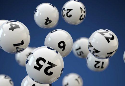 шарики лотереи