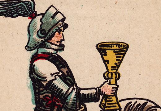 знак рыцаря чаш