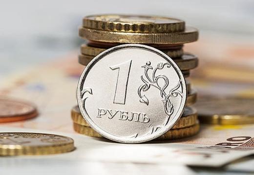 Монета 1 рубль
