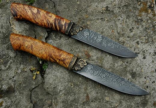 два ножа для ритуала