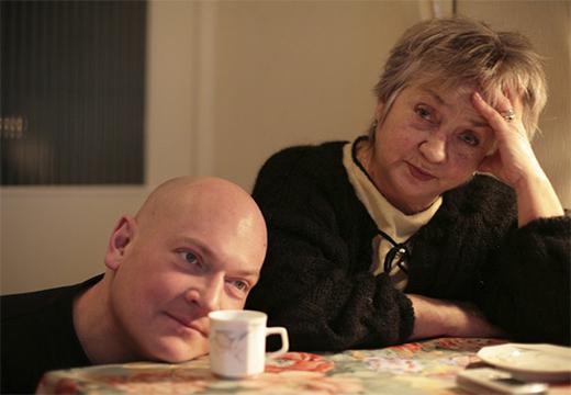женщина с сыном