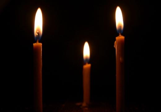 три свечи
