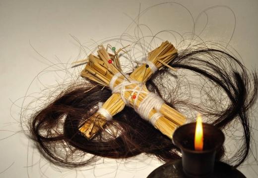 Волосы для ритуалов