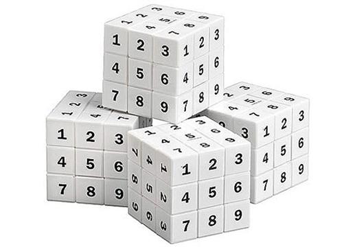 кубики с числами