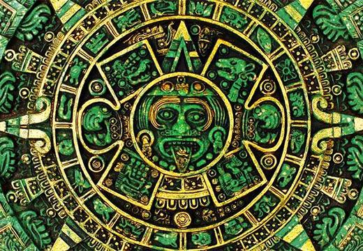круг майя