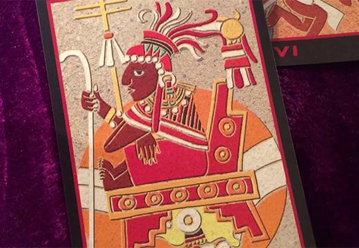 карты таро майя
