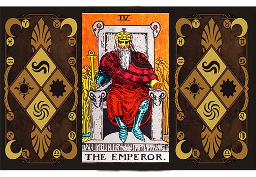 карта император