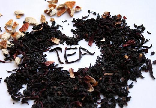 сухой чай