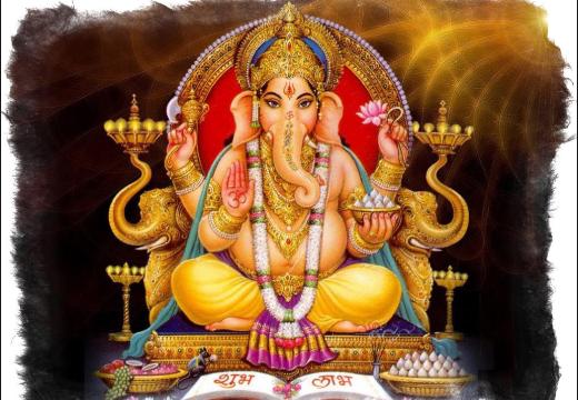 бог слон