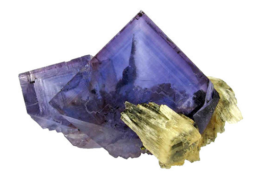 синий кристалл