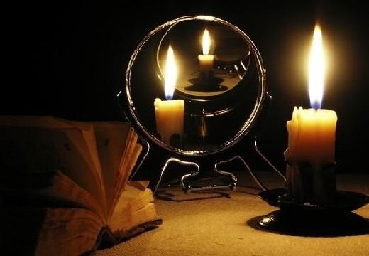 бумага и свечи