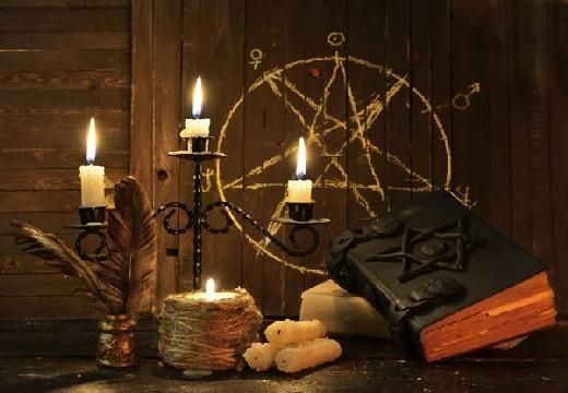 свечи и колдовство