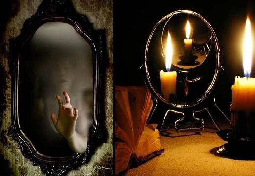 зеркала и свечи