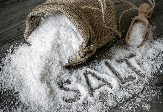 мешочек соли